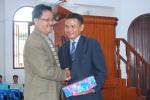 Snk. Drs. Y.Mendrofa dan A. Jovan Zaluchu