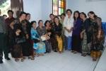 Komisi Perempuan bersama Ny. Ephorus BNKP