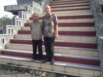 Pdt. Hans dan Sekretaris Majelis/BPMJ Snk. Ir. Firman Hulu