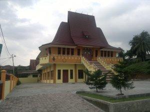 Gedung SM, Rumdis Pelayan dan Aula Pertemuan